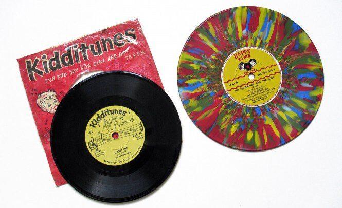 Cùng chiêm ngưỡng những kích thước đĩa vinyl độc đáo ít ai biết đến
