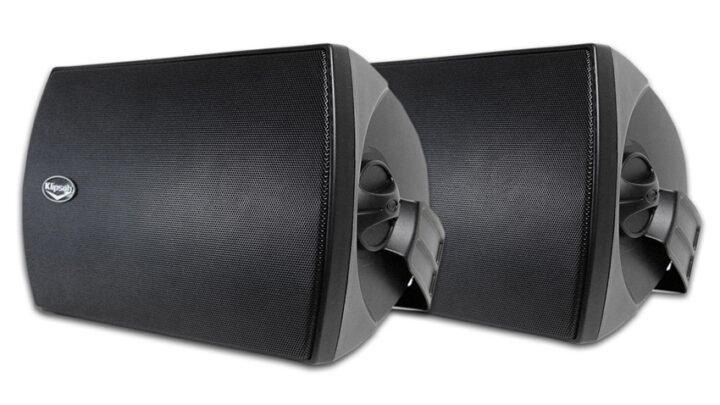 Loa Klipsch AW-525 thiết kế nhỏ gọn, tái tạo âm thanh cực chuẩn
