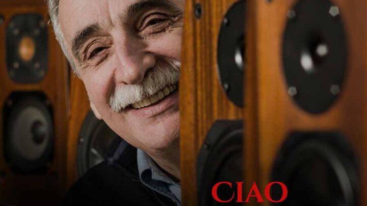 Vĩnh biệt Giovanni Nasta – Nhà sáng lập hãng loa Opera, sở hữu Unison Research