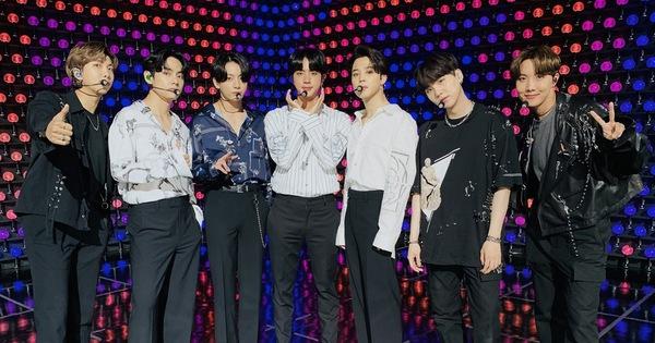 """The Live"""" của BTS xác lập kỷ lục Guinness là online concert có nhiều người xem trực tuyến nhất thế giới!"""