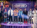 Lần đầu tiên giải thưởng lớn nhất của Rap Việt được công bố