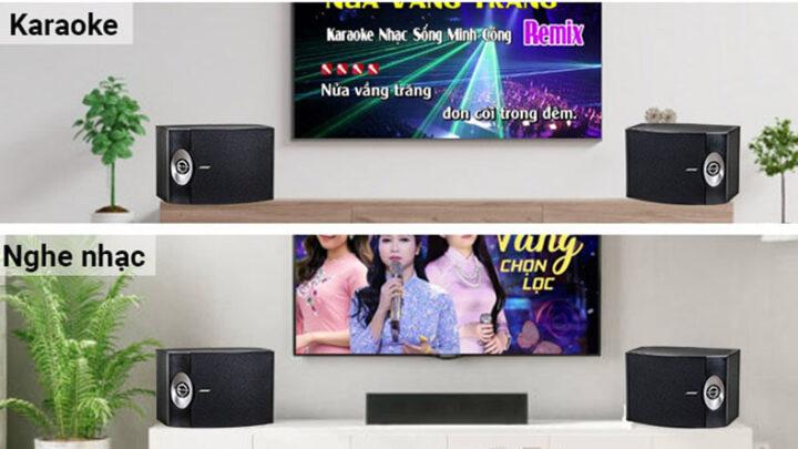 Loa karaoke Bose 301 seri V chính hãng có điểm gì đặc biệt