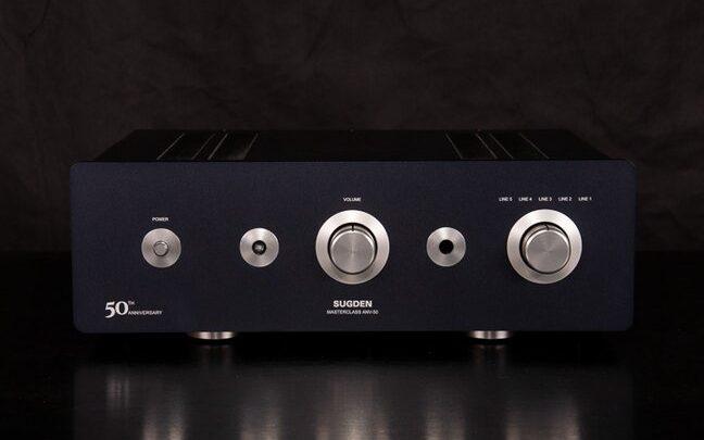 Đánh giá Ampli tích hợp Sugden Masterclass ANV-50