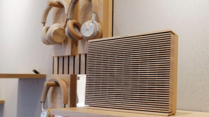 Trên tay B&O Beosound Level gỗ: đầy chất Bắc Âu trong một sản phẩm công nghệ