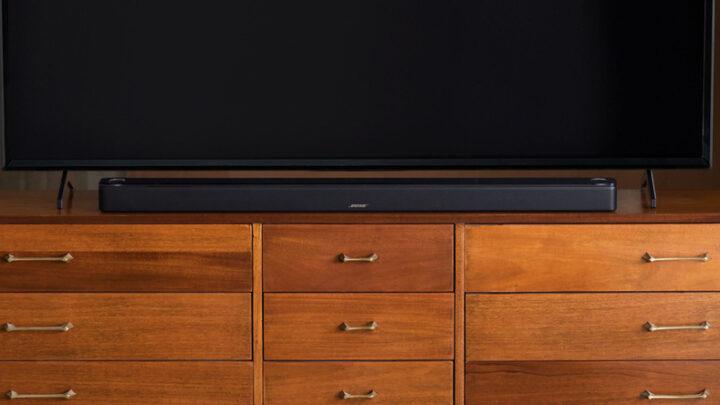 Bose nhảy vào thị trường loa Dolby Atmos với loa Smart Soundbar 900