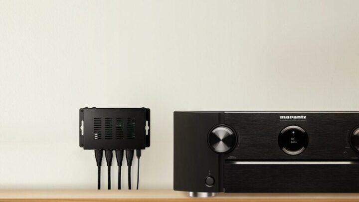 Denon và Marantz giới thiệu giải pháp xuất nội dung 8K cho các đầu AV receiver thế hệ cũ